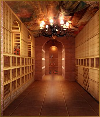 品牌优势-客厅酒柜_新中式酒柜|酒柜样式_酒窖设计